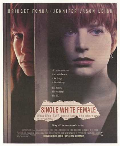 Jennifer Jason Leigh Single White Female (1992)