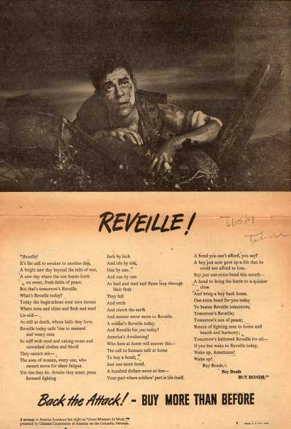 Celanese Corporation of America's War Bonds – Reveille (1944)