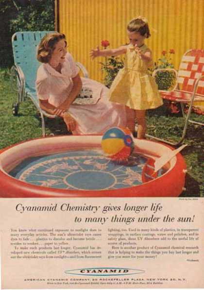 American Cyanamid Company – Gives you Longer Life (1958)