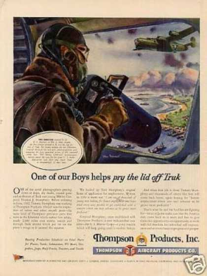 Thompson Aircraft Products (1944)
