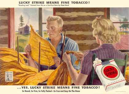 Lucky Strike (1943)