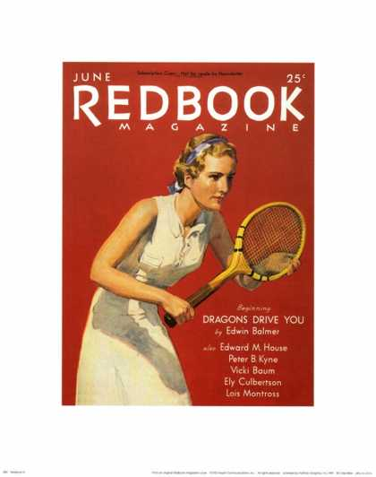 Redbook III, June (1933)