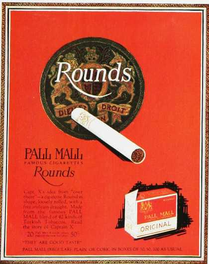 Pall Mall Rounds