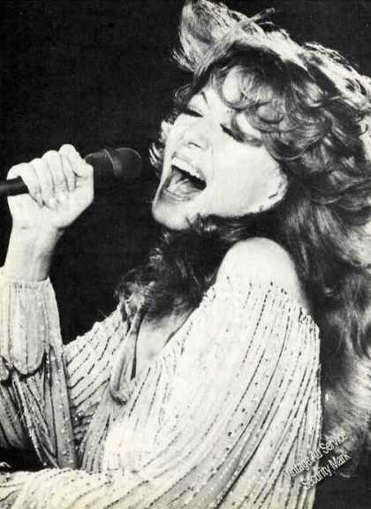Dottie West Photo Magazine Print Feature (1979)