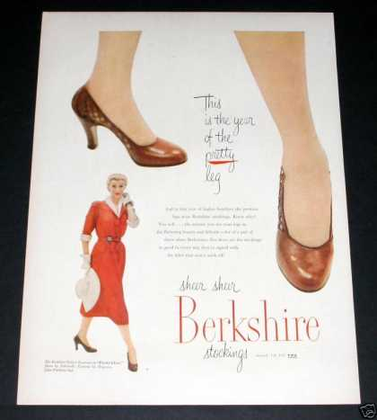 Old , Berkshire Stockings, Pretty (1951)