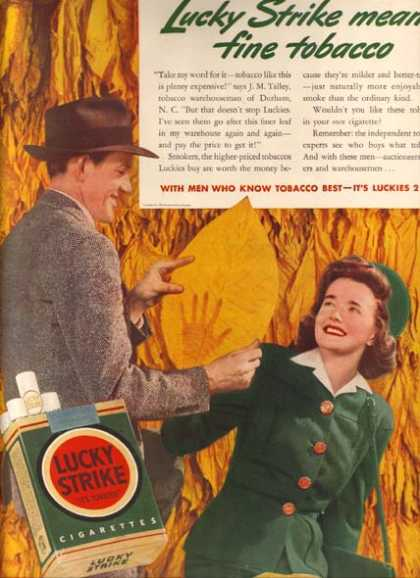 Lucky Strike (1941)