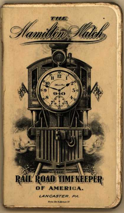 Snider-Wilcox-Fletcher Co.'s Hamilton Watch – The Hamilton Watch: The Rail Road Timekeeper of America (1913)