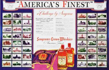 Seagram's Crown Whiskies
