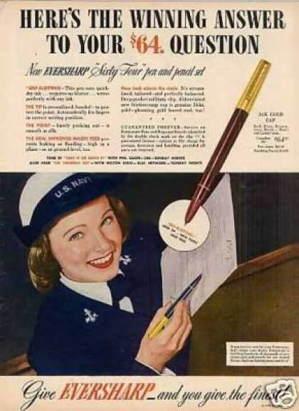 Eversharp Pen (1944)