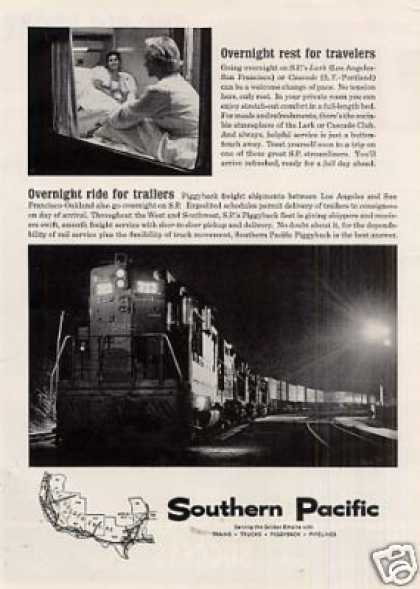 Southern Pacific Railroad (1963)