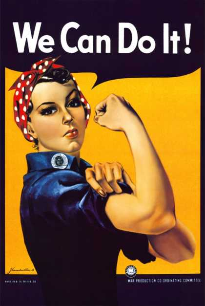 Rosie the Riveter () (1944)