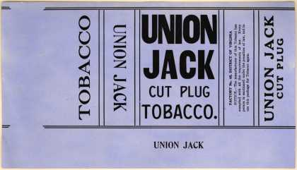 Union Jack's Cut Plug Tobacco – Union Jack Cut Plug Tobacco