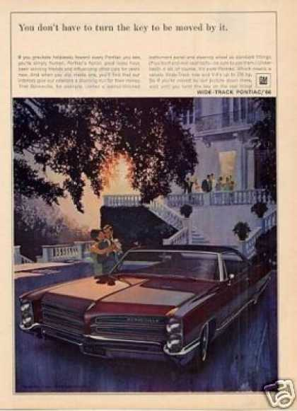 Pontiac Bonneville Car (1966)