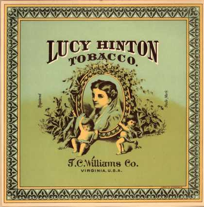 T. C. William's Lucy Hinton Tobacco – Lucy Hinton