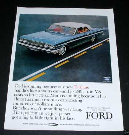 Ford Fairlane 500 Sport Coupe (1964)