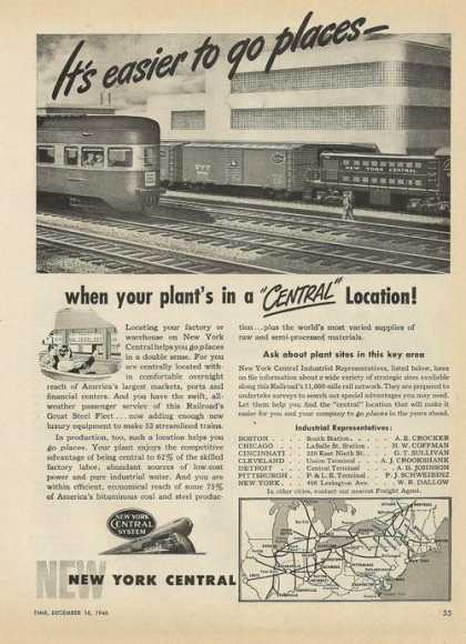 New York Central System (1946)