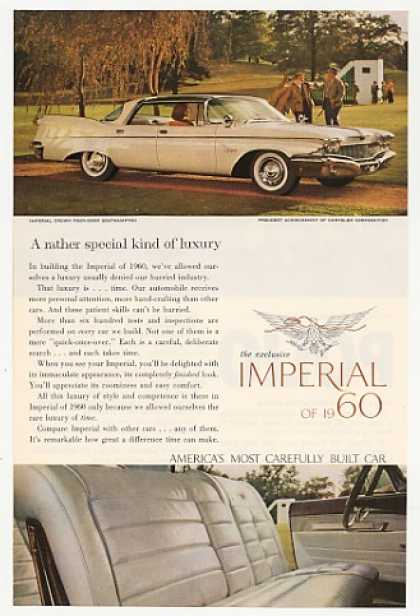 Chrysler Imperial Crown 4-Door Southampton (1960)