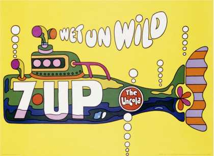 7-Up, Wet un Wild Submarine