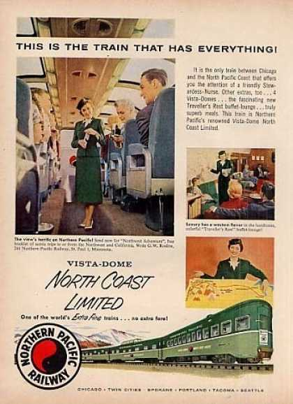 Northern Pacific Railway (1956)