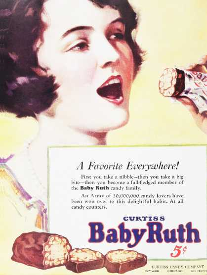 Curtiss Baby Ruth