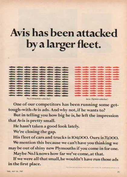 Avis – Attacked by a Larger Fleet (1967)