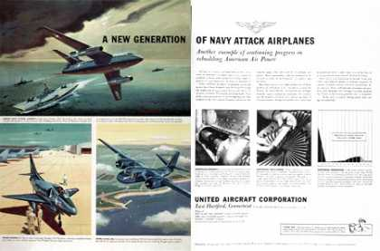 United Navy Jet Fighters (1955)