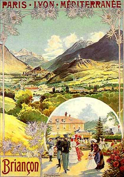 Briancon by Trinquier Trianon (1900)