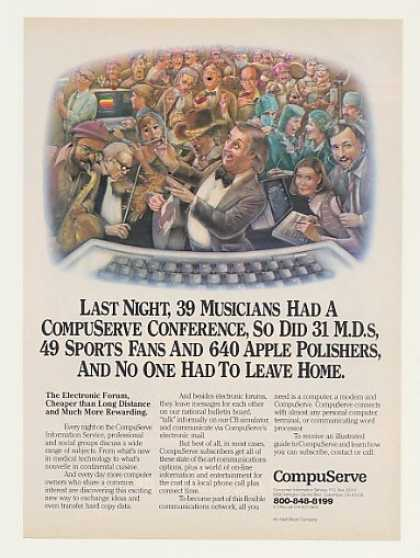 CompuServe Musicians Conference (1983)
