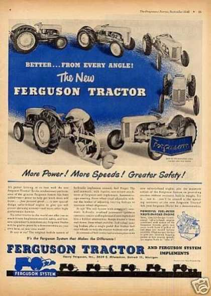 Vintage Industry Ads Of The 1940s  Page 8