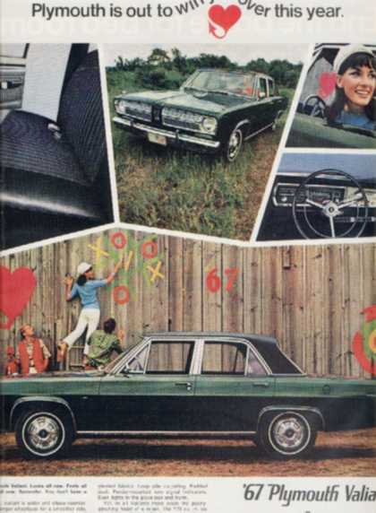 Chrysler's Plymouth Valiant/ Duster/ Barracuda (1966)