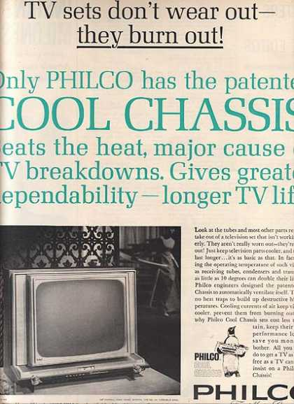 Philco's Cool Chassis (1963)