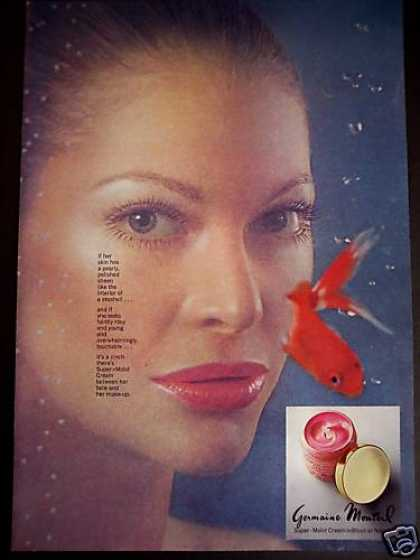 Girl In Goldfish Bowl Germaine Monteil Make-up (1969)