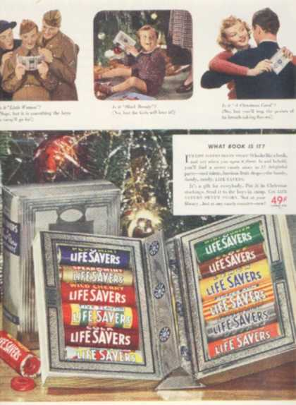 "Lifesaver's ""The Sweetest Story Ever Sold"" (1941)"