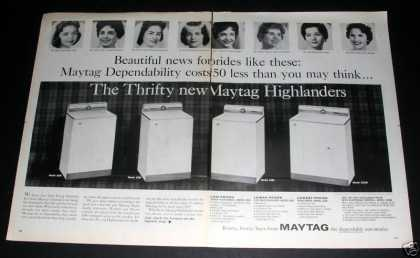 Maytag Washers & Dryers, Thrifty (1961)