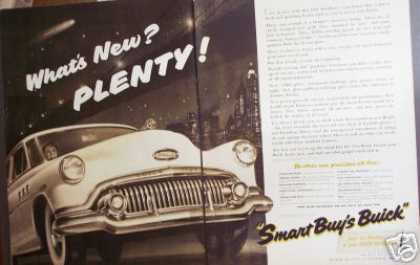 Big Beautiful Buick Eight 2pg Car (1951)