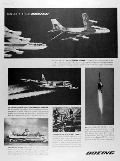 Boeing Military (1957)