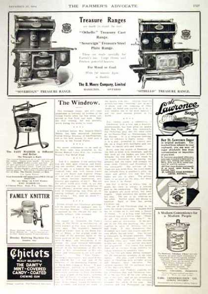 Treasure Range (1914)