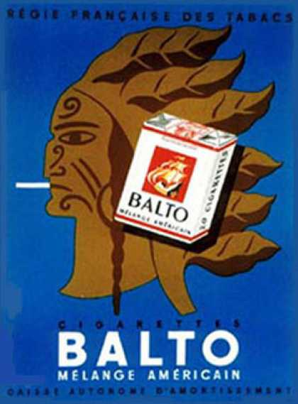 Balto &#8211; Pierre Fix-Masseau &#8211; Francia (1950)