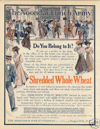 Shredded Whole Wheat Color (1908)