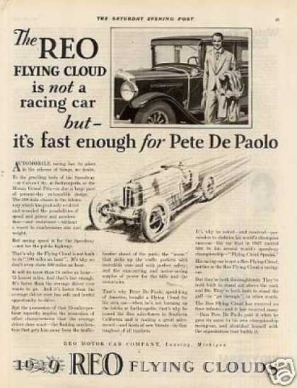 Reo Flying Cloud Car (1929)