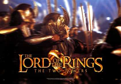 The Lord of the Rings – The Two Towers (2002)