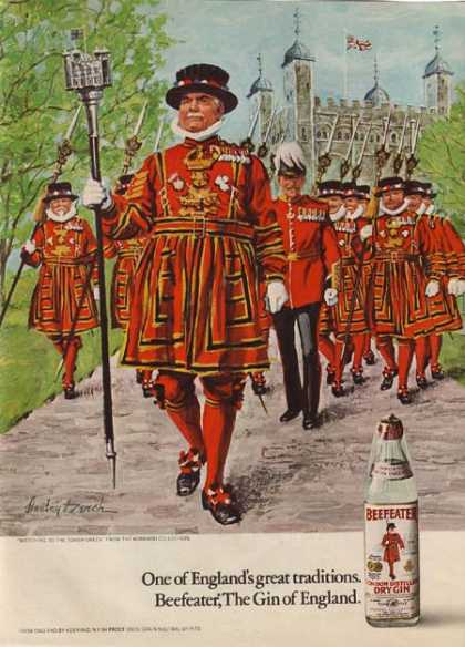 Beefeater (1972)