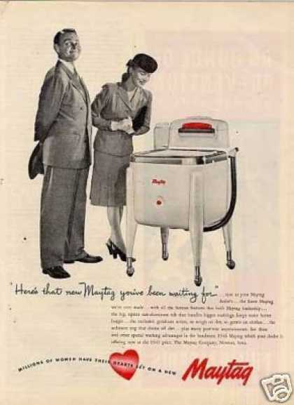 Maytag Washer (1946)