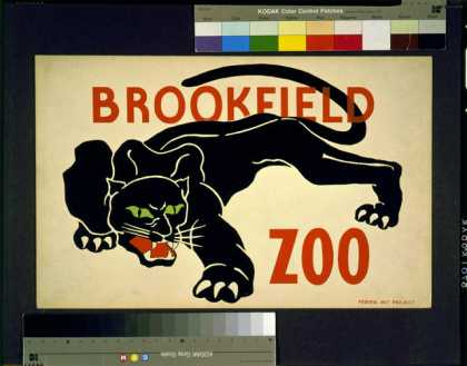 Brookfield Zoo. (1936)