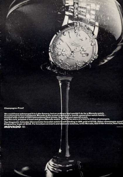 Movado Kingmatic Calendar Watch (1964)