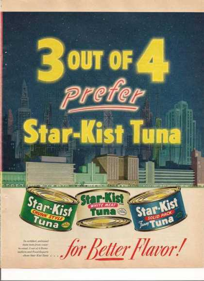 Star Kist Tuna (1953)