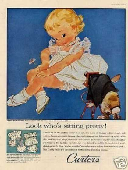 Carter's Kids Clothes (1958)