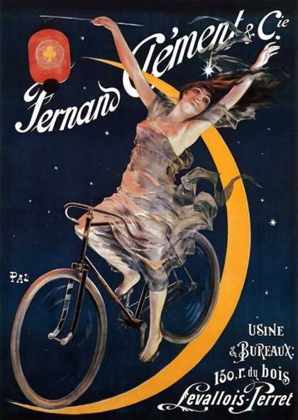 Clement Cycles (1897)