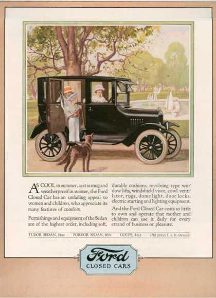 Ford, USA (1924)