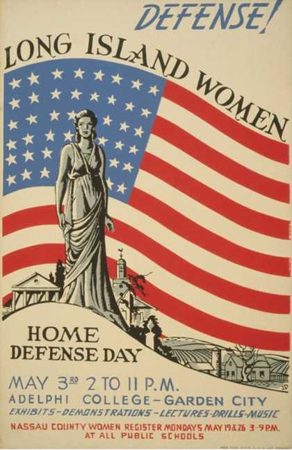 Defense! Long Island Women (1941)